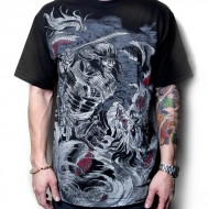 Samurai Dragon Limited Edition T-Shirt (Black)
